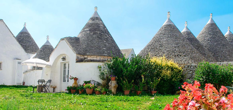 Esterno Masseria Puglia
