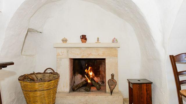 B&B Masseria Puglia Pozzo Tre Pile Trullo Romantico