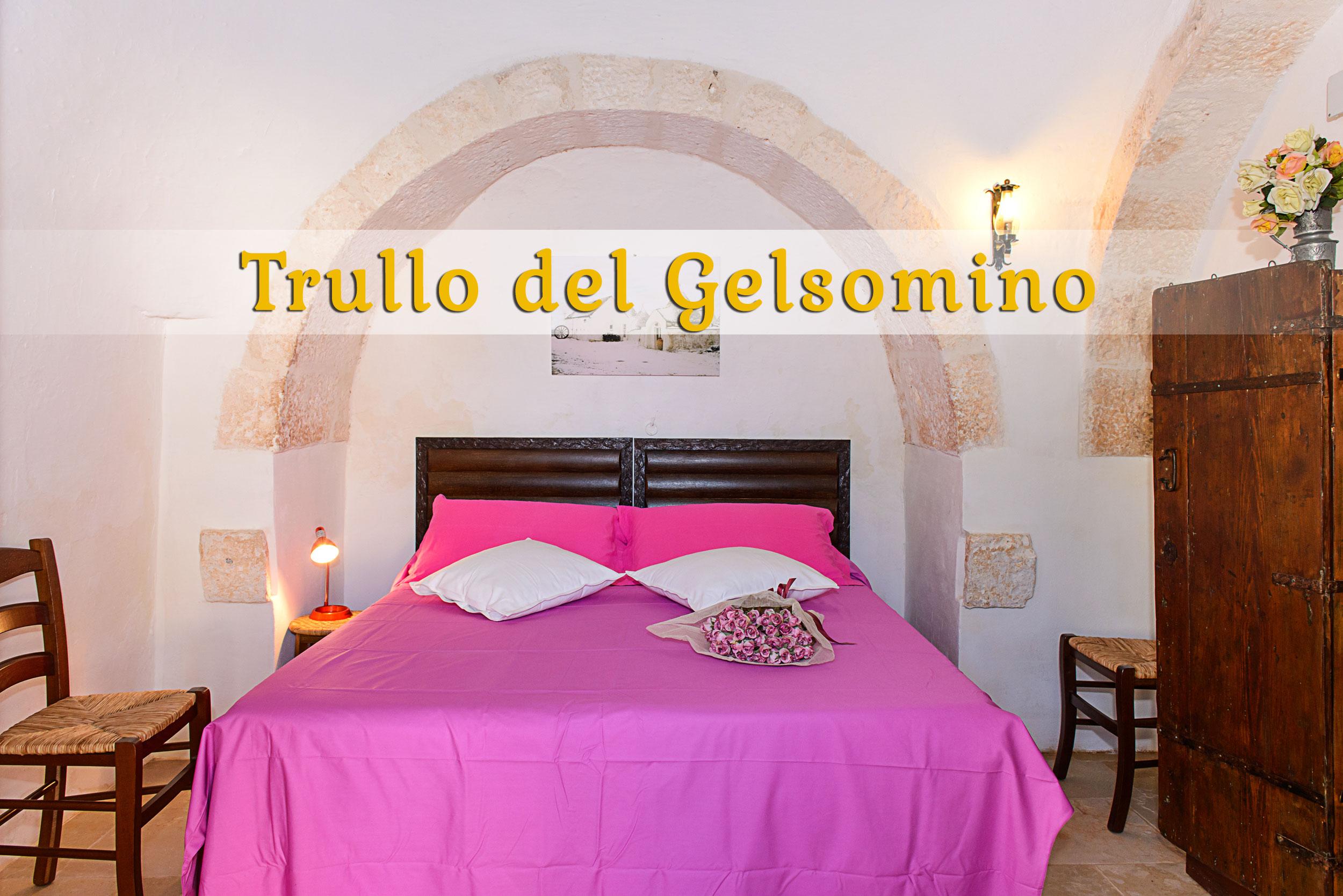 Trulli del Gelsomino | B&B Martina Franca