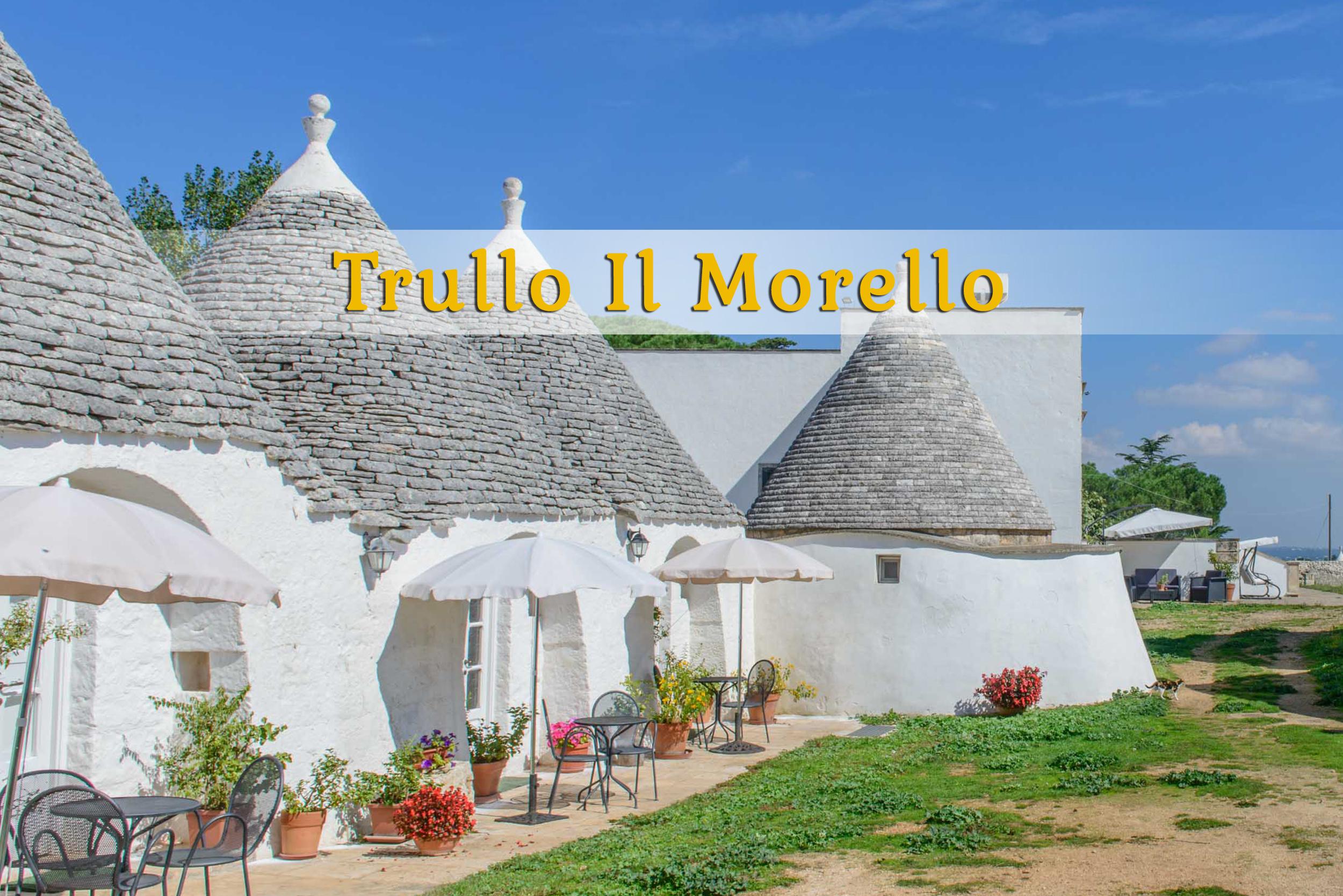 Trullo Il Morello | B&B Martina Franca