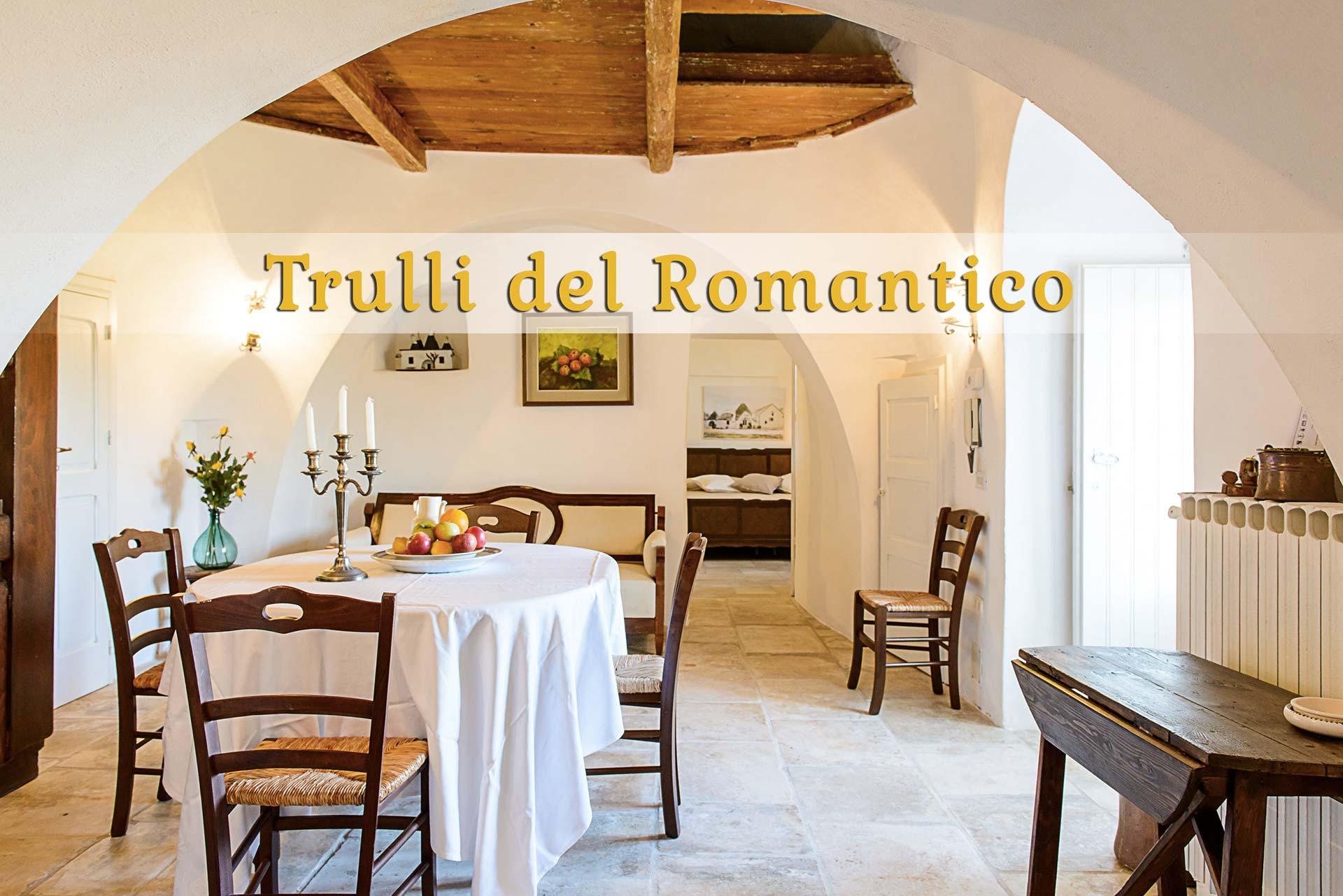 Trulli del Romantico | B&B Martina Franca